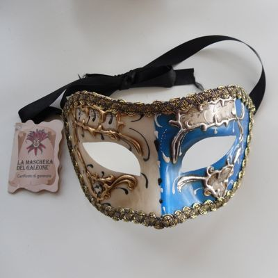 Hand Made Mask from Venice