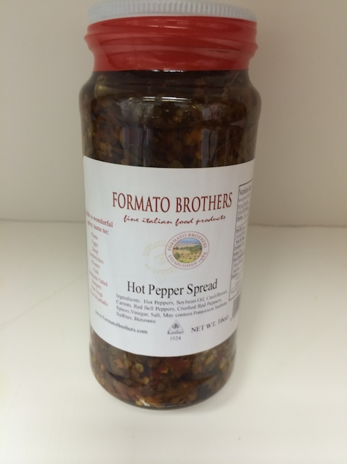 Hot Pepper Spread
