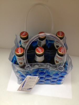 Chill it Beer Cooler Bag