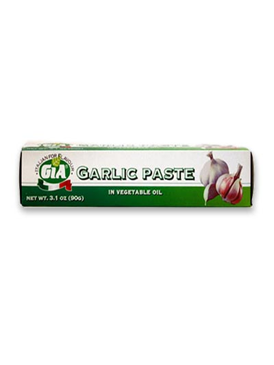 Garlic Paste in Vegetable Oil