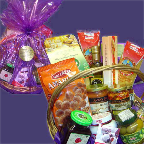 Large Gift Basket Combo