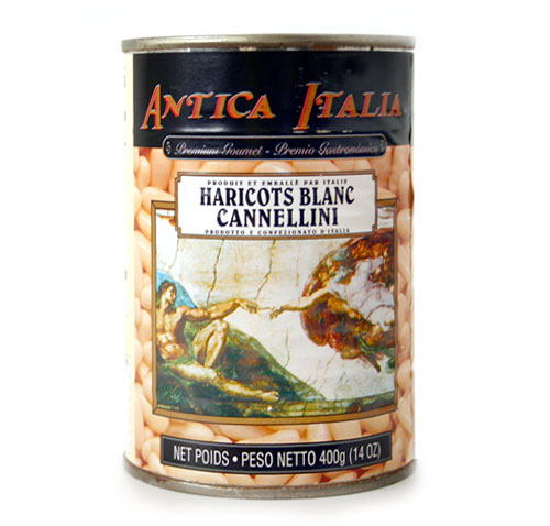 Haricots Blanc Cannellini White Beans